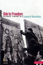 ODE TO FREEDOM: SYMPHONY NO.9/ <!HS>LEONARD<!HE> BERNSTEIN [베토벤: 교향곡 9번 합창-베를린 장벽 붕괴 기념 콘서트]