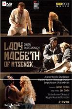 LADY MACBETH OF MZENSK/ <!HS>JAMES<!HE> CONLON [쇼스타코비치: 므젠스크의 맥베스 부인]