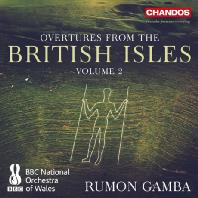 OVERTURES FROM THE BRITISH ISLES VOL.2/ RUMON GAMBA [영국제도로부터 온 서곡집 2집]