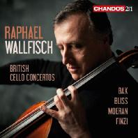 BRITISH CELLO CONCERTOS: FINZI, BAX, BLISS, STANFORD, MOERAN [라파엘 월피쉬: 영국의 첼로 협주곡]