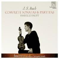 COMPLETE SONATA & PARTITAS/ ISABELLE FAUST [이자벨 파우스트: 바흐 무반주 바이올린 소나타와 파르티타 전곡]