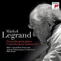 CONCERTO POUR PIANO & VIOLONCELLE/ MIKKO FRANCK [미셸 르그랑: 피아노 & 첼로 협주곡]