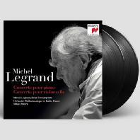 CONCERTO POUR PIANO & VIOLONCELLE/ MIKKO FRANCK [LP] [미셸 르그랑: 피아노 & 첼로 협주곡]
