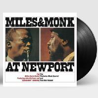 MILES & MONK AT NEWPORT [180G LP]