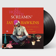 AT HOME WITH SCREAMIN` JAY HAWKINS [LIMITED] [LP]