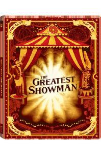 위대한 쇼맨 BD+DVD [스틸북 한정판] [THE GREATEST SHOWMAN]