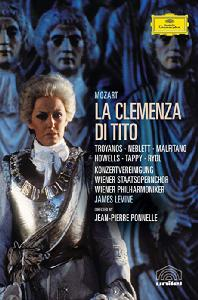 LA CLEMENZA DI TITO/ <!HS>JAMES<!HE> LEVINE [모차르트: 티토의 자비 - 레바인]