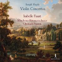 하이든: 바이올린 협주곡집 - 이자벨 파우스트