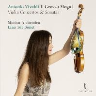 비발디: 바이올린 협주곡 '그로소 모굴', '비올리노 인 트롬바', 그라츠 소나타 외
