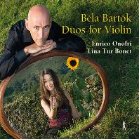 바르톡: 바이올린 이중주, 비발디: 두 대의 바이올린을 위한 소나타 RV70