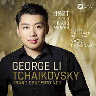 TCHAIKOVSKY: PIANO CONCERTO NO.1 & LISZT: PIANO WORKS/ VASILY PETRENKO [차이코프스키: 피아노 협주곡 1번 & 리스트: 솔로 피아노 - 페트렌코, 조지 리]