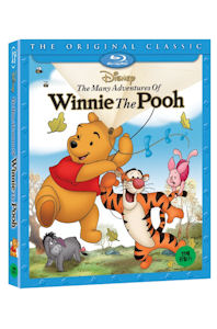 곰돌이 푸: 오리지널 클래식 [THE MANY ADVENTURES OF WINNIE THE POOH]