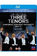 THE ORIGINAL THREE TENORS: IN CONCERT ROME 1990/ ZUBIN MEHTA [쓰리 테너 로마월드컵공연: 30주년 기념]
