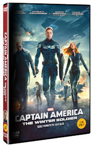 ĸƾ �Ƹ޸�ī: ���� ���� [Captain America: The Winter Soldier]