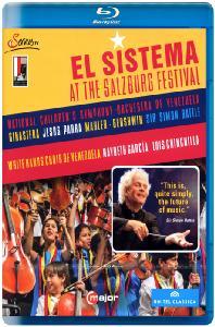 EL SISTEMA AT SALZBURG FESTIVAL 2013/ SIMON RATTLE [엘 시스테마: 잘츠부르크 페스티벌]