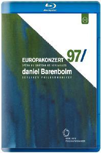 EUROPA KONZERT 97/ <!HS>DANIEL<!HE> BARENBOIM [1997년 유로파 콘체르트: 베르사유궁전]