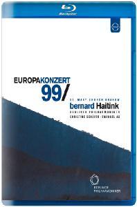 EUROPA KONZERT 99/ BERNARD HAITINK [1997년 유로파 콘체르트: 크라쿠프 마리아 대성당]