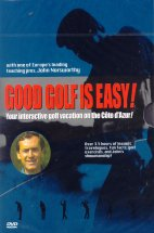 GOOD GOLF IS EASY !/ WITH JOHN NORSWORTHY (골프레슨/ 존 노스워디) 행사용