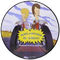 BEAVIS AND BUTT-HEAD DO AMERICA [PICTURE DISC LP] [비비스 앤 벗헤드 두 아메리카]