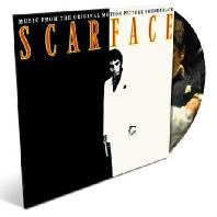 SCARFACE [PICTURE DISC LP] [스카페이스]
