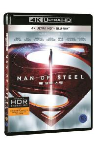 맨 오브 스틸 4K UHD [MAN OF STEEL]