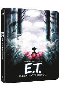 이티: 35주년 기념 [스틸북 한정판] [E.T]