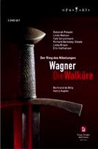 RICHARD WAGNER/ DIE WALKURE/ HARRY KUPFER