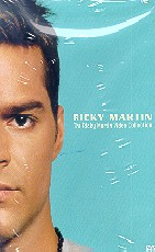 RICKY MARTIN/ THE RICKY MARTIN VIDEO COLLECTION