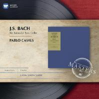 CELLO SUITES/ PABLO CASALS [WARNER MASTERS] [바흐: 무반주 첼로 모음곡 - 파블로 카잘스]