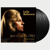 LIVE IN JAPAN 1983/ SHUKU IWASAKI [롤라 보베스코: 1983년 동경 라이브] [LP]
