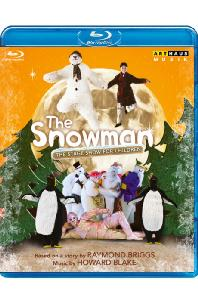 THE SNOWMAN: THE STAGE SHOW FOR CHILDREN [스노우맨: 버밍엄 레퍼토리 극단] [한글자막]