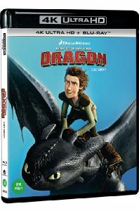 드래곤 길들이기 [4K UHD+BD] [HOW TO TRAIN YOUR DRAGON]