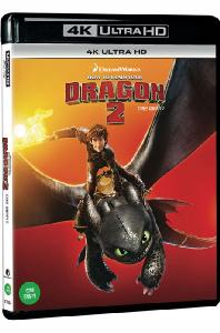 드래곤 길들이기 2 [4K UHD] [HOW TO TRAIN YOUR DRAGON 2]