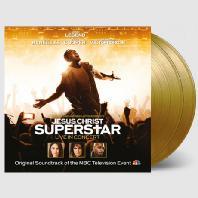 JESUS CHRIST SUPERSTAR: LIVE IN CONCERT [LIMITED] [2018 NBC 지저스 크라이스트 슈퍼스타 라이브 인 콘서트 실황] [180G GOLD LP]