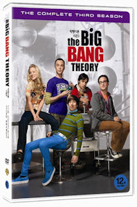    3 [THE BIG BANG THEORY SEASON 3] [13 4  TV ]