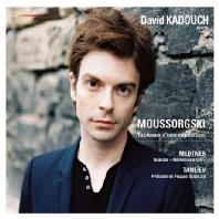 MOUSSORGSKI, MEDTNER, TANEIEV: PIANO WORKS