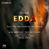 EDDA PART 1: THE CREATION OF THE WORLD/ HERMANN BAUMER [SACD HYBRID] [레이프스: 에다 1부 - 천지창조]