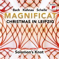MAGNIFICAT: CHRISTMAS IN LEIPZIG/ SOLOMON`S KNOT [바흐, 쿠나우, 쉴레: 마니피카트 - 라이프치히의 크리스마스 | 앙상블 솔로몬의 매듭]