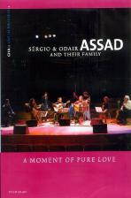 Sergio & Odair Assad And Their Family: A Moment Of Pure Love [아사드 패밀리 라이브]