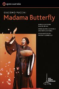 MADAMA BUTTERFLY/ GIOVANNI REGGIOLI [푸치니: 나비부인]