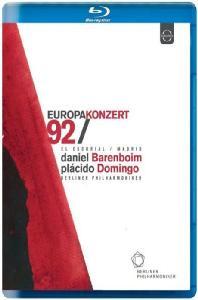 EUROPA KONZERT 92/ DANIEL BARENBOIM [1992년 유로파 콘체르트: 스페인 엘 에스코리알]