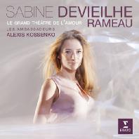 LE GRAND THEATRE DE L`AMOUR/ SABINE DEVIEILHE, ALEXIS KOSSENKO [DIGIPACK]