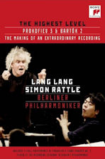 PROKOFIEV 3 & BARTOK 2/ <!HS>SIMON<!HE> RATTLE [랑랑: 프로코피예프 & 바르톡 피아노 협주곡 - 사이먼 래틀]
