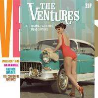 VENTURES - 4 ORIGINAL ALBUMS