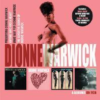 디온 워윅(DIONNE WARWICK) - PRESENTING DW & ANYONE WHO HAD A HEART& MAKE WAY & THE SENSITIVE SOUND[2CD]