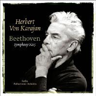 SYMPHONY NO.5/ HERBERT VON KARAJAN [180G LP] [베토벤: 교향곡 5번]