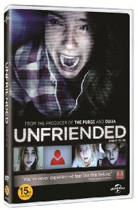 언프렌디드: 친구삭제 [UNFRIENDED] [16년 8월 썸머세일 빅타이틀 한정할인 프로모션]