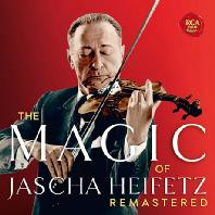 THE MAGIC OF JASCHA HEIFETZ [야샤 하이페츠: 베스트 앨범] [리마스터드 에디션]