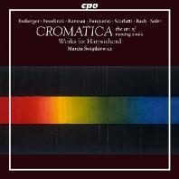 CROMATICA: THE ART OF MOVING SOULS - WORKS FOR HARPSICHORD/ MARCIN SWIATKIEWICZ [크로마티카 - 영혼을 감동시키는 기법 - 마르친 시비옹트키에비치]