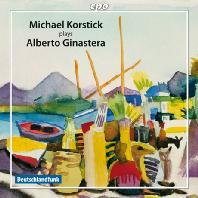 THE PIANO MUSIC/ MICHAEL KORSTICK [히나스테라: 피아노 작품집 - 미하엘 코르슈티크]
